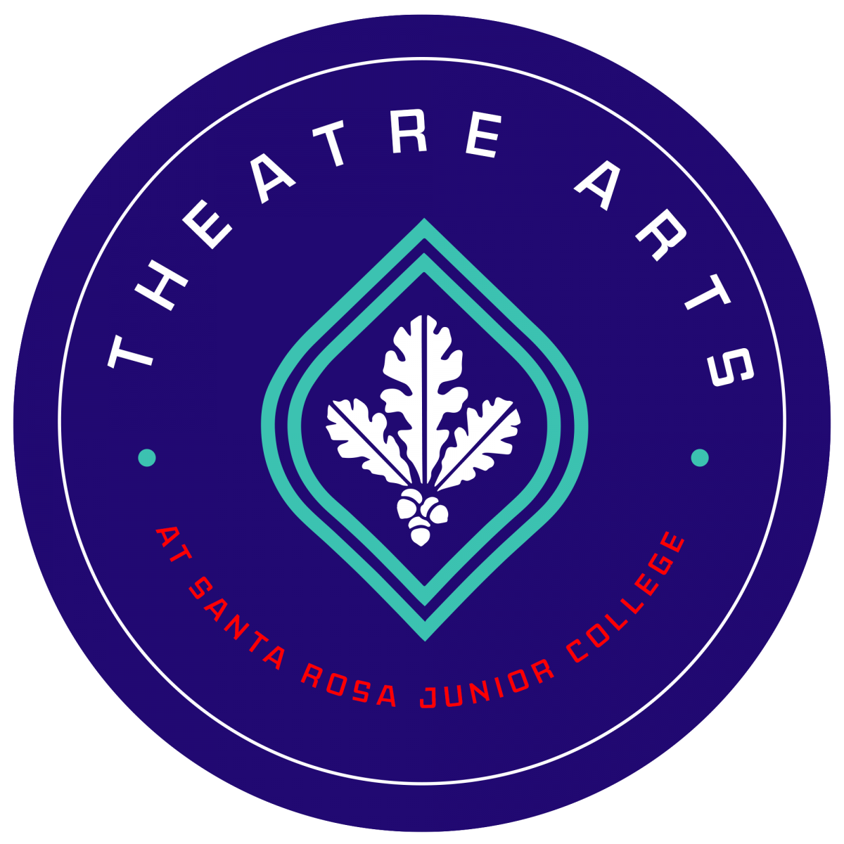 SRJC Theatre Arts badge